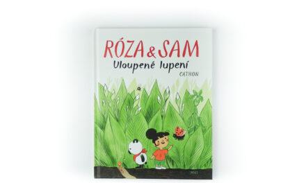 Róza aSam – Uloupené lupení