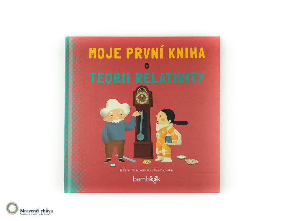 Moje první kniha oteorii relativity