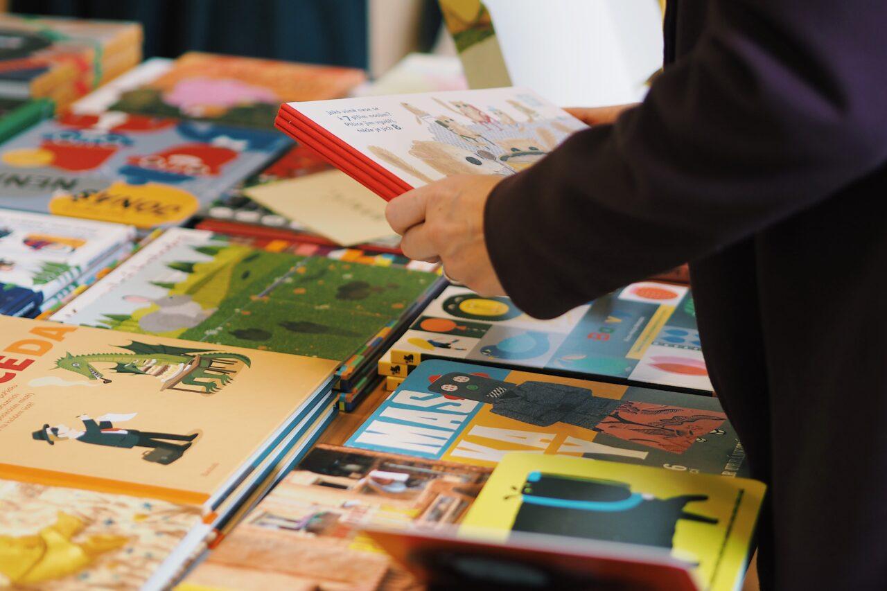 Knihy pro děti milují, pro svá knihkupectví dýchají