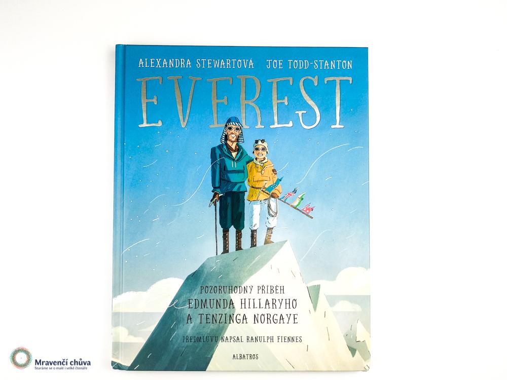 Everest: Pozoruhodný příběh Edmunda Hillaryho aTenzinga Norgaye