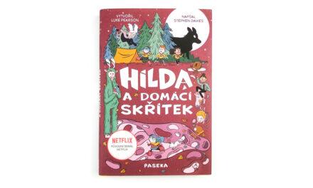 Hilda adomácí skřítek