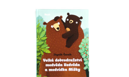 Velká dobrodružství medvěda Nedvěda amedvídka Mišky