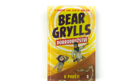 Bear Grylls: Dobrodružství vpoušti