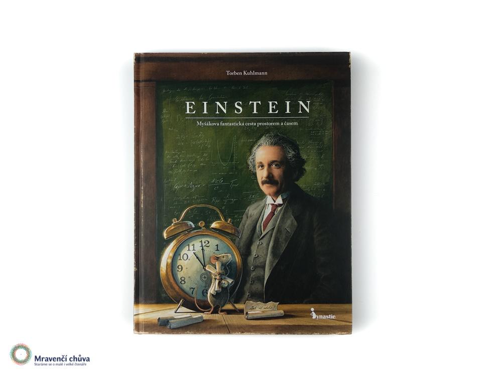 Einstein – Myšákova fantastická cesta prostorem ačasem