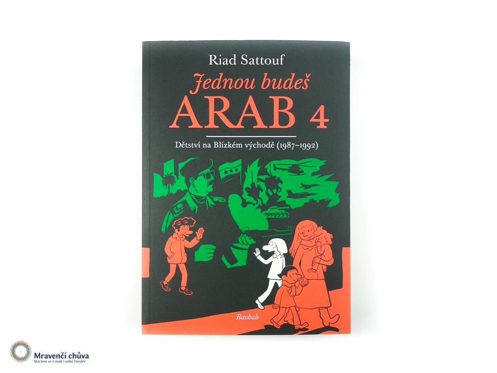 Jednou budeš Arab 4