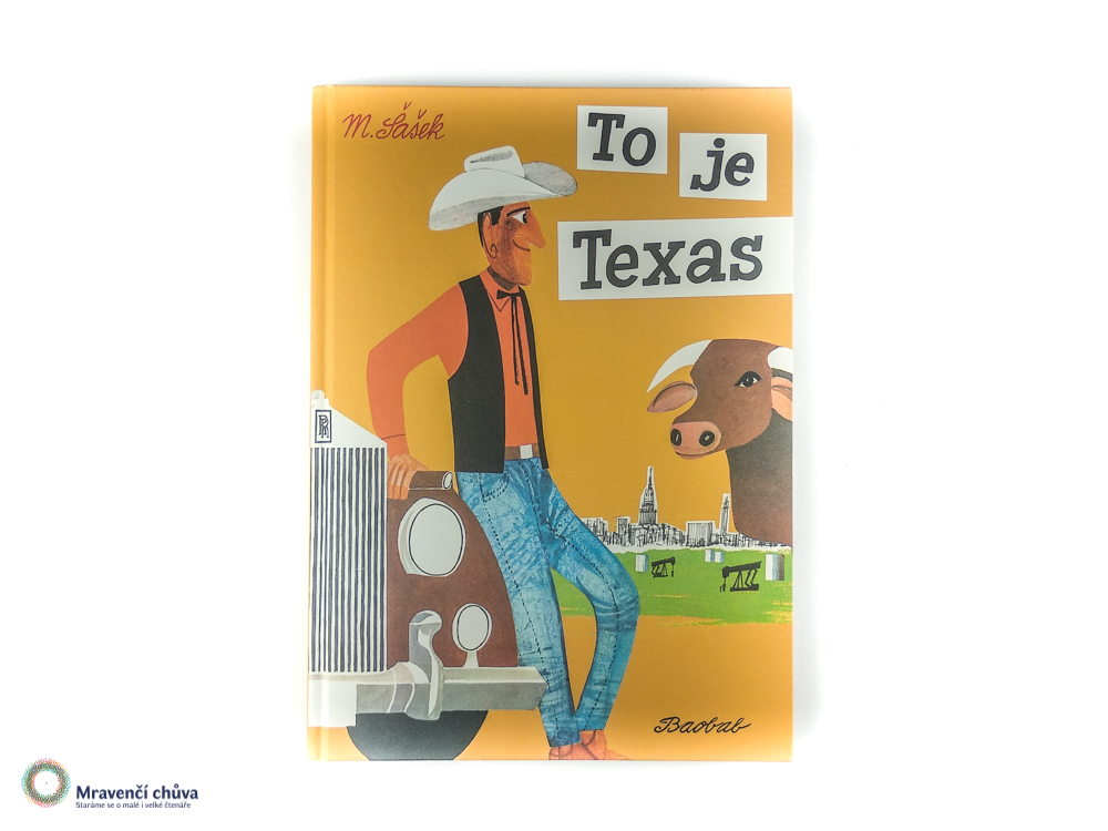 To je Texas