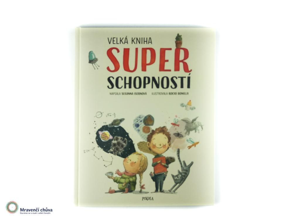 Velká kniha superschopností