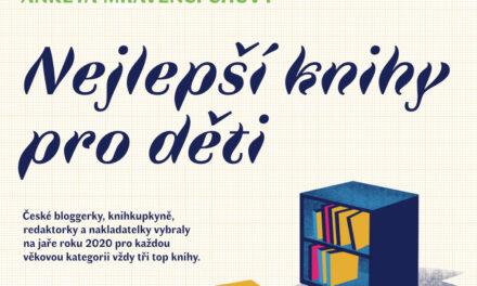 E-book: Anketa nejlepší knihy pro děti