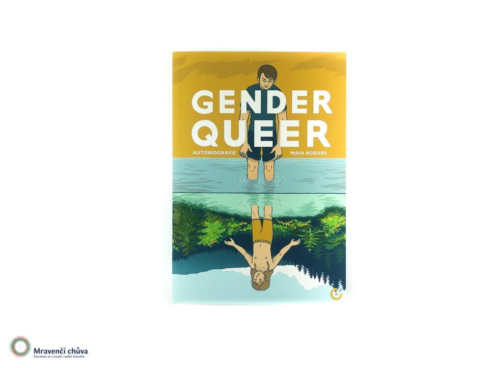 Gender Queer: Autobiografie