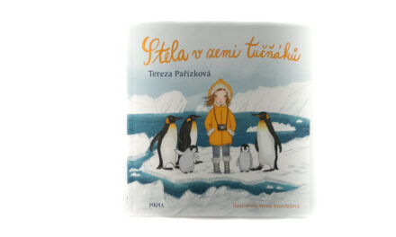 Stela vzemi tučňáků