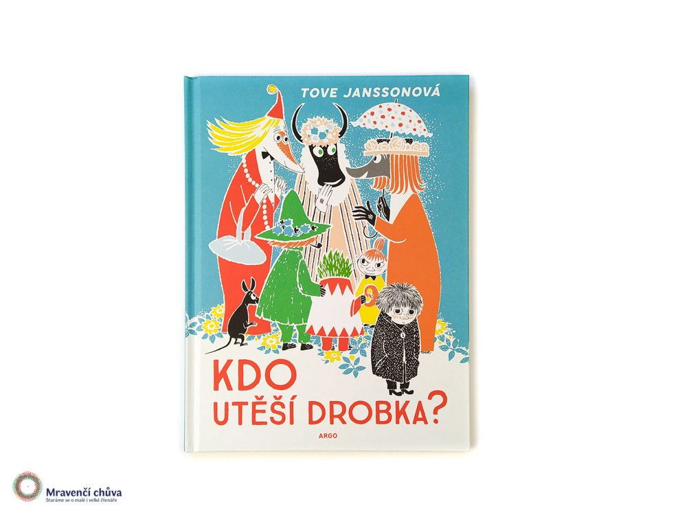 Kdo utěší Drobka?
