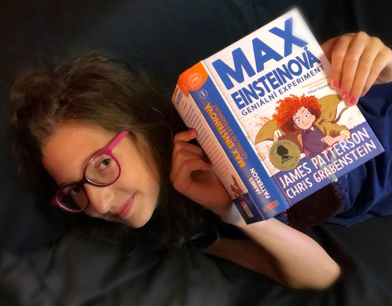 Max Einsteinová: Geniální experiment