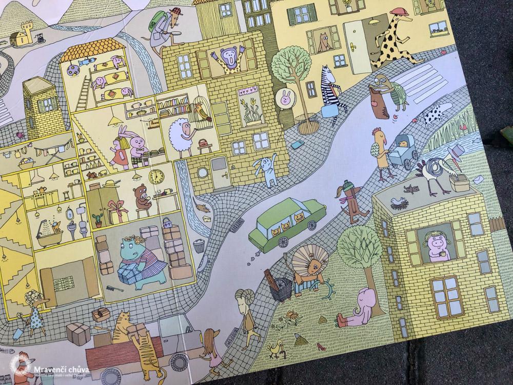 K tématu: Knihy oměstě 🔒